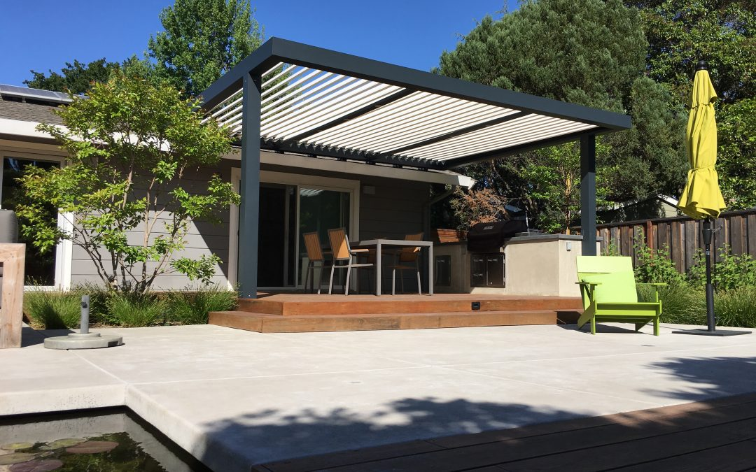 A Beautiful Patio Cover – Danville, California