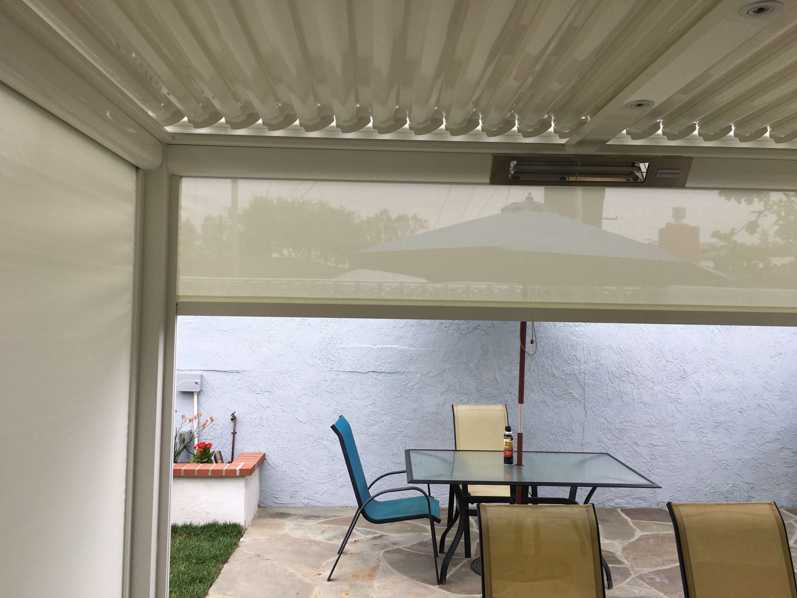 Luxury Patio Cover in San Marcos
